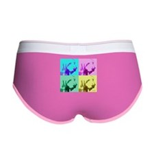 Spinone a la Warhol 2 Women's Boy Brief