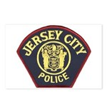 Jersey City Police Postcards (Package of 8)