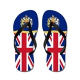 British English England UK Flip Flops