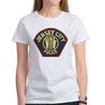 Jersey City Police Women's T-Shirt