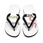 OYOOS Work design Flip Flops