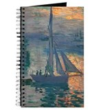 Monet - Sunrise Marine Journal
