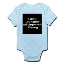 League Support Player Infant Bodysuit