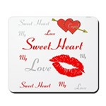 OYOOS Swee Heart design Mousepad