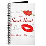OYOOS Swee Heart design Journal