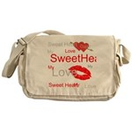 OYOOS Swee Heart design Messenger Bag