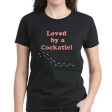 Loved by a Cockatiel Tee