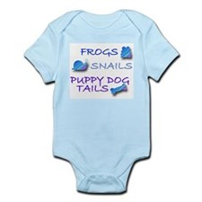 Cute Kids frog Infant Bodysuit