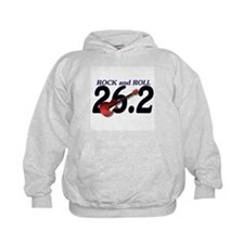 Rock and Roll MArathon Hoodie