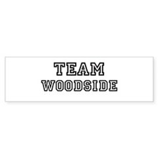 Team Woodside Bumper Bumper Sticker