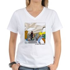 "The Endtown ""Home"" Women's V-Neck T-Shir"