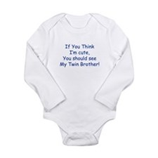 TwinBrother Body Suit