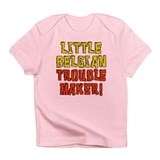 Little Belgian Trouble Maker Infant T-Shirt