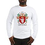 MacKeggan Coat of Arms Long Sleeve T-Shirt