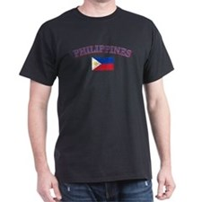 Philippines Flag Designs T-Shirt