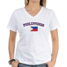 Philippines Flag Designs Shirt