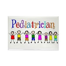 Pediatrician.PNG Rectangle Magnet (100 pack)