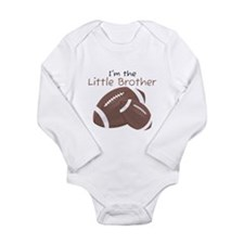 Football Little Brother Body Suit