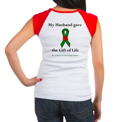 Husband Donor Women's Cap Sleeve T-Shirt