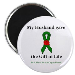 Husband Donor Magnet