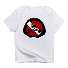 iDive Scuba Shark Jaw Infant T-Shirt