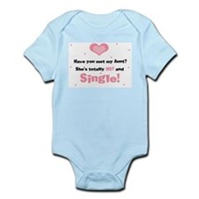 Unique Single aunt Infant Bodysuit