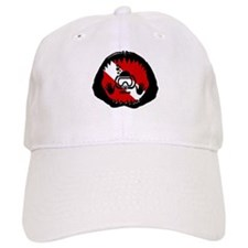 iDive Scuba Shark Jaw Baseball Cap