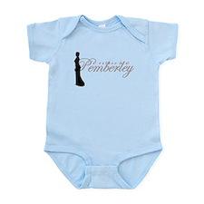 pemberley.png Infant Bodysuit