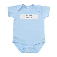 Team Yreka Infant Creeper