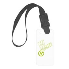 Geocaching T5 Cacher Luggage Tag