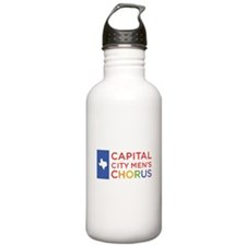 Capital City Mens Chorus - Austin, TX Water Bottle