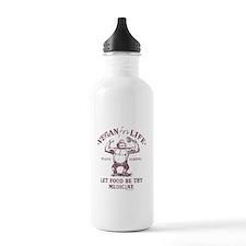 Vegan for Life Stainless Water Bottle 1.0L