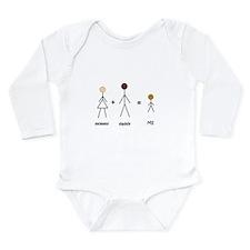 Cute Beautiful baby Long Sleeve Infant Bodysuit