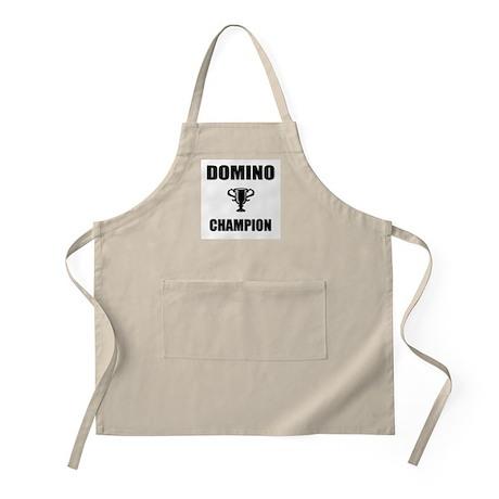 domino champ Apron