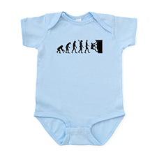 Evolution climbing Infant Bodysuit