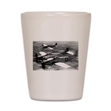 Propeller Planes Shot Glass