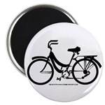 Bike Design Sans Basket Magnet