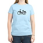 Bike Design Sans Basket Women's Light T-Shirt