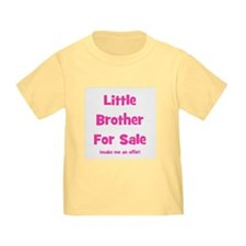 Little Brother For Sale T