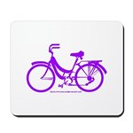 Purple Bike - Awesome! Mousepad