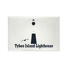Tybee Island GA - Lighthouse Design. Rectangle Mag