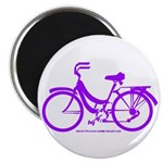 Purple Bike - Awesome! Magnet