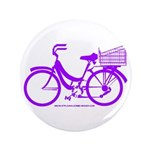 Purple Bike with Basket 3.5