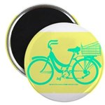 70s/80s Colours Bike Magnet