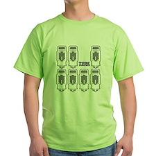 tube_powered04 T-Shirt