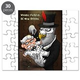 Voo Doo Chickens Of New Orleans Puzzle