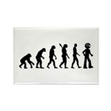 Evolution Robot Rectangle Magnet (100 pack)