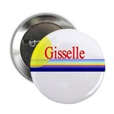 "Gisselle 2.25"" Button (10 pack)"