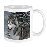 Malamute Small Mugs