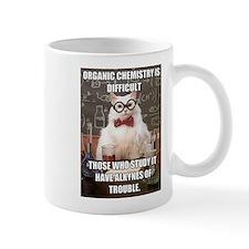 Chemistry Cat Small Mugs